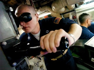 Smoking Ban for Navy's Submarine Sailorsy
