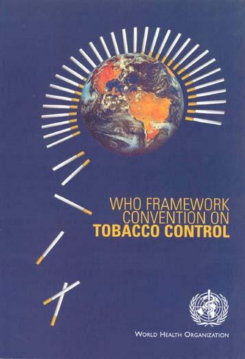 tobacco control WHO