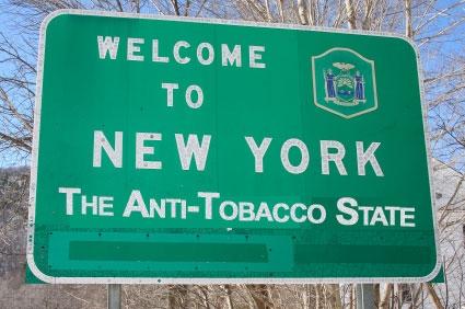 NY smoking ban